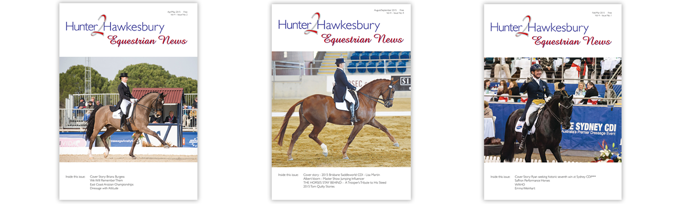 Hunter 2 Hawkesbury Equestrian News